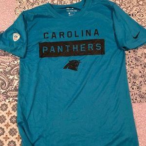Carolina Panthers Nike Dri Fit Shirt